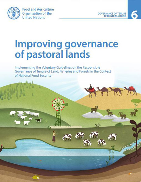 Improving governance of pastoral lands