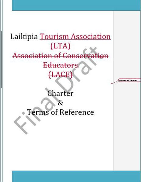 LTA Charter