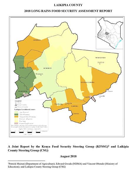 Laikipia County LRA 2018 Report Final