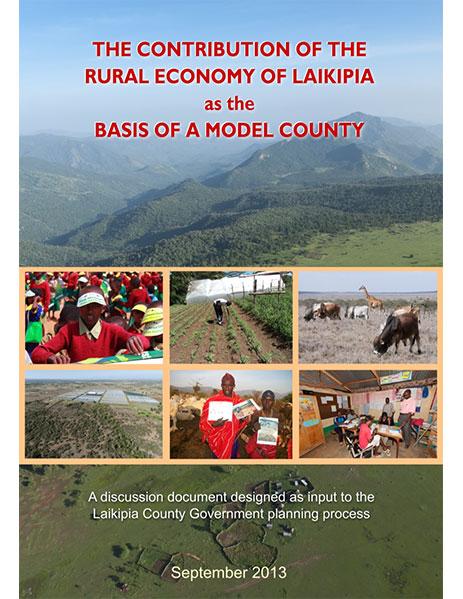 Laikipia Economic Study 2013 E-VERSION