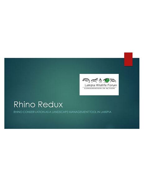 Rhino Redux