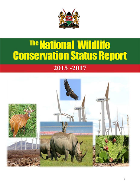 The Status of Wildlife Report 2015 to 2017